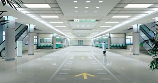 重庆医院装修