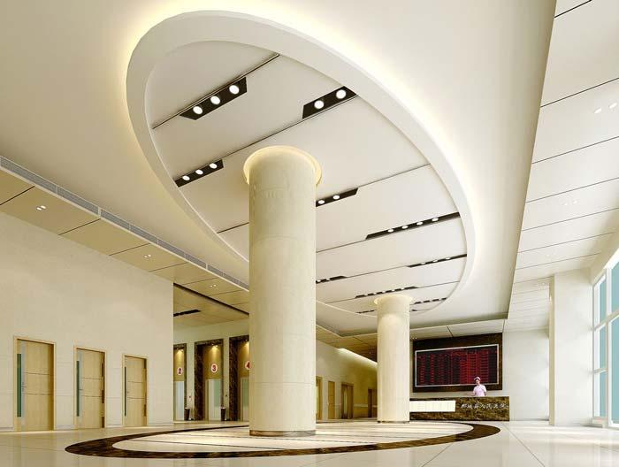 重庆医院装修案例